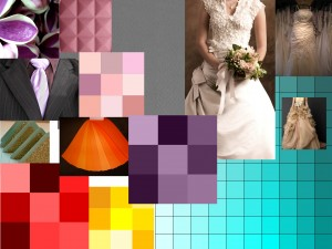 2013 Wedding colours